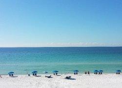 Direct beach view!